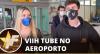 TV Fama flagra chegada de Viih Tube a São Paulo