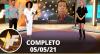 TV Fama (05/05/21) | Completo