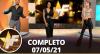 TV Fama (07/06/21) | Completo