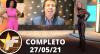 TV Fama (27/05/21)   Completo