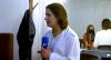 """""""Me sinto mais forte"""", revela atriz Glamour Garcia em entrevista ao TV Fama"""