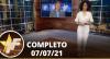 TV Fama (07/07/21) | Completo