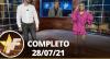 TV Fama (28/07/21)   Completo