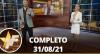 TV Fama (31/08/21)   Completo