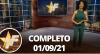 TV Fama (01/09/21)   Completo