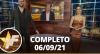 TV Fama (06/09/21)   Completo