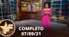 TV Fama (07/09/21)   Completo