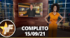 TV Fama (15/09/21)   Completo