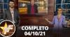 TV Fama (04/10/21) | Completo