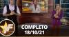 TV Fama (18/10/21) | Completo