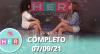 Hervolution (07/09/21)   Completo