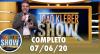 João Kléber Show (07/06/2020) Completo