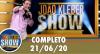 João Kléber Show (21/06/2020) Completo