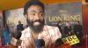 Donald Glover sobre Rei Leão: 'Fiquei apavorado ao contracenar com Beyoncé'