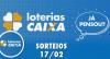 Loterias Caixa: Quina e Lotofácil 17/02/2020
