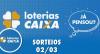 Loterias Caixa: Quina e Lotofácil 02/03