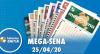 Resultado da Mega-Sena - Concurso nº 2255 - 25/04/2020