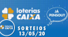 Loterias Caixa: Mega-Sena, Quina e Lotofácil 13/05/2020