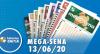 Resultado da Mega-Sena - Concurso nº 2270 - 13/06/2020