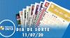 Resultado do Dia de Sorte - Concurso nº 328 - 11/07/2020
