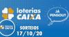 Loterias Caixa: Mega-Sena, Quina, Lotofácil e mais 17/10/2020