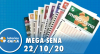 Resultado da Mega-Sena - Concurso nº 2311 - 22/10/2020