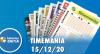 Resultado da Timemania - Concurso nº 1576 - 15/12/2020