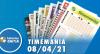 Resultado da Timemania - Concurso nº 1623 - 08/04/2021