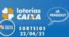 Loterias Caixa: Mega Sena, Quina, LotofáciL e mais 22/04/2021