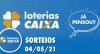 Loterias Caixa: Mega Sena, Quina, Lotofácil e mais 04/05/2021