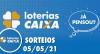 Loterias CAIXA: Quina, Lotofácil 05/05/2021