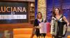 Luciana By Night recebe Lucy Alves nesta terça-feira (17)