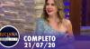 Luciana By Night com Nicole Bahls e ex-BBB Victor Hugo (21/07/20)  Completo