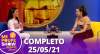 Emilly Araújo no Me Poupe Show (25/05/21) | Completo