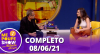 David Portes no Me Poupe! Show (08/06/21) | Completo