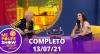 Supla no Me Poupe! Show (13/07/21) | Completo
