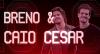 Mega Senha terá casal D'Black e Nadja Pessoa e a dupla Breno e Caio Cesar
