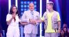 Marcelo de Carvalho tenta casar MC Loma e MC Jottapê no palco do Mega Senha
