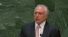 """""""Vencemos a pior recessão de nossa história"""", diz Temer na ONU"""