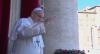 Papa Francisco pede fraternidade universal em benção de Natal no Vaticano