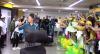 Seleção Brasileira feminina é recebida com carinho no aeroporto de SP