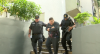 Suspeitos de ligação com a maior milícia do Rio de Janeiro são presos