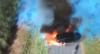 Revelação de sexo de bebê na Austrália acaba com carro incendiado; vídeo
