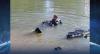 Homem morre afogado após cometer assalto e fugir em Belo Horizonte