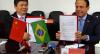 Na China, Doria assina com empresa de infraestrutura para projetos em SP