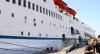 Navio com maior livraria flutuante do mundo recebe visitantes em Santos