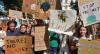 Países fazem protesto e dia de greve por justiça climática