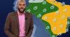 Previsão do tempo: Dia nublado e pancadas de chuva predominam na sexta (4)
