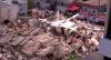 Sobe para sete o número de mortos em desabamento de prédio