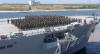 Fuzileiros Navais estão monitorando o óleo nas praias do nordeste